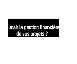 Vous voulez réussir la gestion financière de vos projets